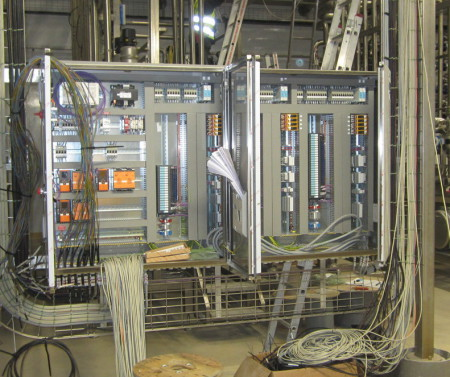 câblage d'armoires et de coffrets